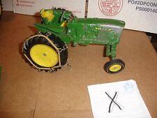 1/16 john deere 4020 toy tractor  wide front