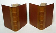Oeuvres de Descartes (2 volumes)