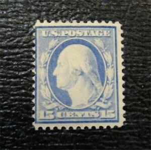 nystamps US Stamp # 382 Mint OG H $240   A16x354