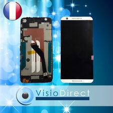 """Ecran complet pour HTC Desire 820 blanc 5.5"""" vitre tactile + LCD sur châssis"""