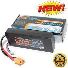 New 50C Lipo Battery w XT90 for Arrma Nero 2S 7.4V 5200mAh