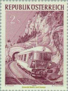 EBS Austria 1971 - Railways: Semmering Route, Krauseltunnel - ANK 1406 MNH**