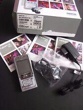 Nokia N91 - Silver (Unlocked) Smartphone Boxed