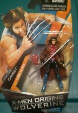 X-MEN ORIGINS WOLVERINE 3.75in figure GAMBIT Comic Series NIB Rogue MOC