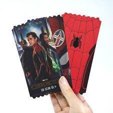 Spider Man Far From Home Film Korea Mega Box Original Limited Movie Ticket Set