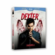 Blu-ray Dexter - Saison 6 - Michael C. Hall, Jennifer Carpenter, Desmond Harring