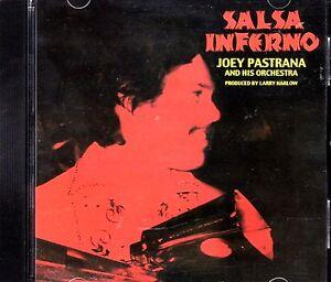 "JOEY PASTRANA - "" SALSA INFERNO "" - CD"