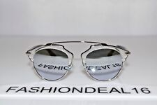 34532b6532000 New Christian Dior AUTH DiorSoReal APPDC Crystal BK 48-22-140 Sunglasses