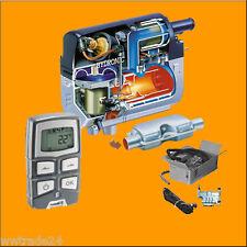 Eberspächer Standheizung D4WSC Diesel + Uni-Einbaukit + FB EasyStart R+ NEU