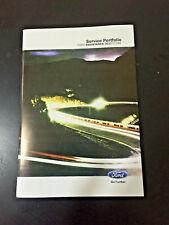 Ford Focus service book, Brand new, tdci MONDEO KA TRANSIT GALAXY DIESEL PETROL