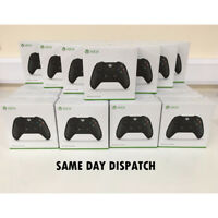XBOX ONE Microsoft Official Wireless Controller Black -Model No 1708 GENUINE #B1
