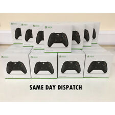XBOX ONE Official Wireless Controller Black Model No 1708 GENUINE 3.5mm V2 #B1