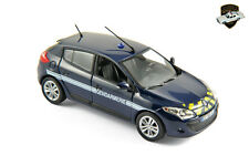 RENAULT MEGANE 3 2012 - Voiture Gendarmerie nationale France - 1/43 NOREV 517718