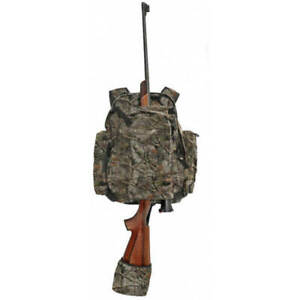 VERNEY CARRON PROHUNT 40 LITRE CAMO SHOOTING BACKPACK WITH GUN CARRY COMPARTMENT