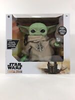 The Child Baby Yoda Star Wars The Mandalorian Mattel With 4 Accessories NIB