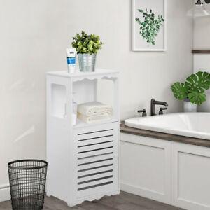 Badschrank Badezimmerschrank Badkommode Schubladenkommode kleiner Eckschrank