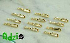 ♫ 12 Thimbles Gold 24 K Cell / Door Platinum Cell Vintage ♫