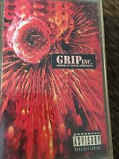 Grip INC Power of Inner Strength (cassette) FAST SHIPPING