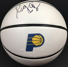 REGGIE MILLER SIGNED AUTOGRAPHED INDIANA PACERS BASKETBALL HOF RARE COA