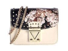 VALENTINO CYPRUS Pattina Beige, Damentasche Umhängetasche Crossbody Handbag