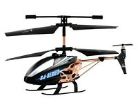 RC TOY HELICOPTER 3.5 CHANNEL REMOTE CONTROL WITH GYRO METAL ALLOY FRAME
