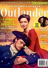 Entertainment Weekly Magazine 2018 Caitriona Balfe Sam Heughan Guide OUTLANDER