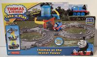 "THOMAS & FRIENDS Take-n-Play ""Thomas At The Water Tower"" Portable Railway NEW"