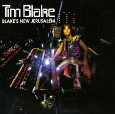 TIM BLAKE Blake's New Jerusalem CD Gong HAWKWIND Tangerine Dream Mantra label