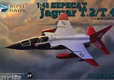 Avion d'entrainement SEPECAT JAGUAR T.2/T.4, 1997 - KIT KITTY-HAWK 1/48 N° 80105