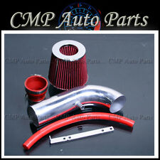 1985-1988 PONTIAC FIERO SE GT 2.8 2.8L V6 AIR INTAKE KIT INDUCTION SYSTEMS RED