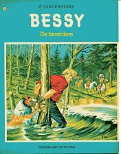 BESSY 105 - DE BEVERDAM - 1973 1ste druk   - 2 scans
