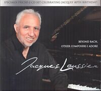 Jacques Loussier - Beyond Bach: Other Composers I Adore [CD]
