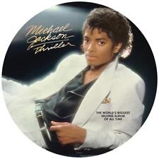 Michael Jackson Thriller Picture 180G Vinyl LP Record  Biggest Selling Album
