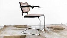 "Gavina chair ""cesca"" by Marcel Breuer design years '50/60"