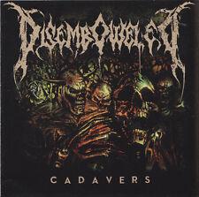 DISEMBOWELED - Cadavers Inhuman Dissiliency Devourment Guttural SEcrete Gorgasm