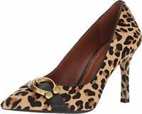 Coach Women's Shoes cwls51 Heels & Pumps, MultiColor, Size 6.5 gcT5