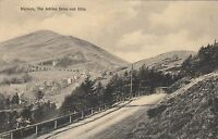 Postcard - Malvern - The Jubilee Drive and Hills