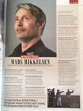 Total Film Magazine June 2017 - Mads Mikkelsen Ciaran Hinds Orlando Bloom