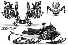 Ski-Doo Summit Renegade 850 Decal Graphic Kit Sled Gen 4 Snowmobile Wrap NW WHTE