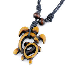 Lovely Sea turtle Mother and Child Pendant Necklace