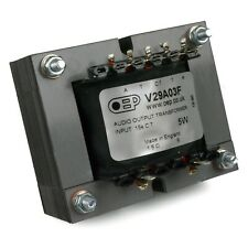 More details for 5w push-pull amplifier output transformer for el42 eg pye black box (oep v29a03f