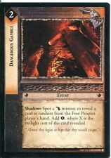 Lord Of The Rings CCG Card RotEL 3.C76 Dangerous Gamble