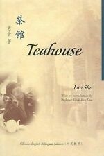 Teahouse by She Lao (Paperback, 2004)