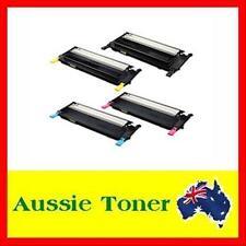 4x Toner Cartridge for Samsung CLP310 CLP-315 CLP-315W CLX-3175FN Printer