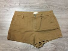 Forever 21 Womens Brown Shorts Size 27