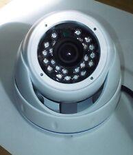 """EM6B85B6 - Caméra Dôme IR 1/3"""" CCD 600TVL 6mm"""