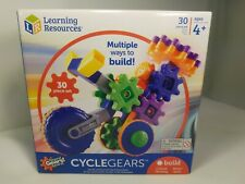 Learning Resources Gears! Cycle Gears Building Kit