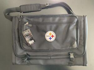 Pittsburgh Steelers Tri-Fold Garment Bag NFL