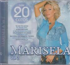 CD - Marisela NEW Vol. 2 Serie 20 Exitos Includes Mi Problema FAST SHIPPING !