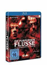 Die purpurnen Flüsse [Blu-ray/NEU/OVP] Serienkiller-Thriller mit Jean Reno